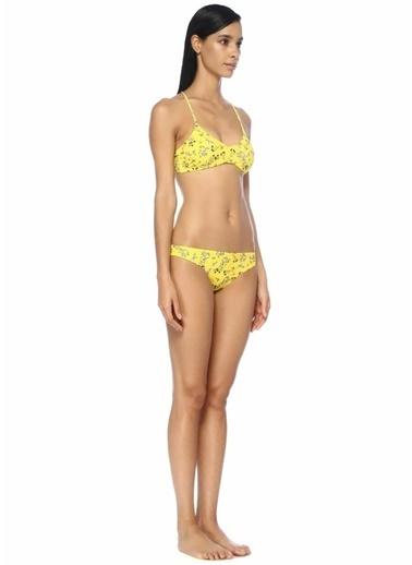 Norr Bikini Alt Sarı